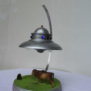 Adamski Ufo Detail 2