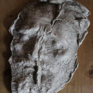 """Sonstige-skulpturen: Skulptur """"Totenmaske Michelangelo"""""""